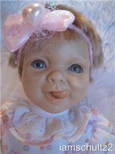 Adorable Expression Berenguer Baby Doll With Tongue ...