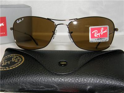 NEW-RAY-BAN-RB3388-014-57-POLARIZED-SUNGLASSES-3388