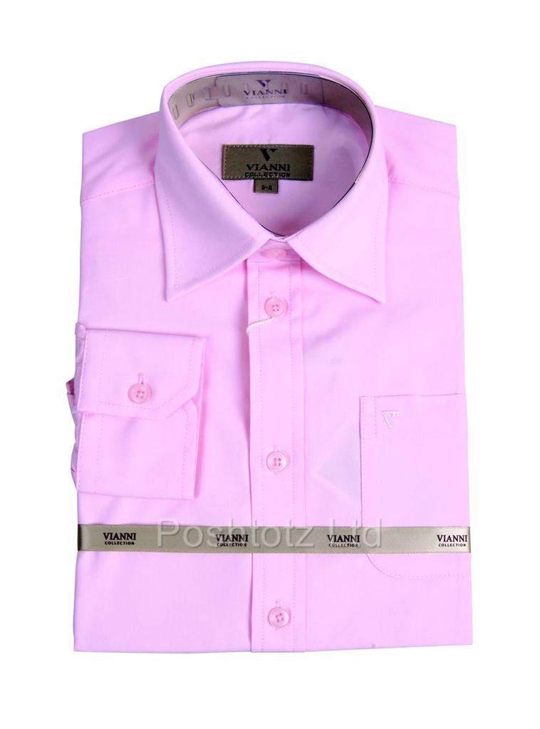 Pink Shirts - Shop the latest trends in Boys at M&S. Order online for home delivery or free collection from your nearest store.