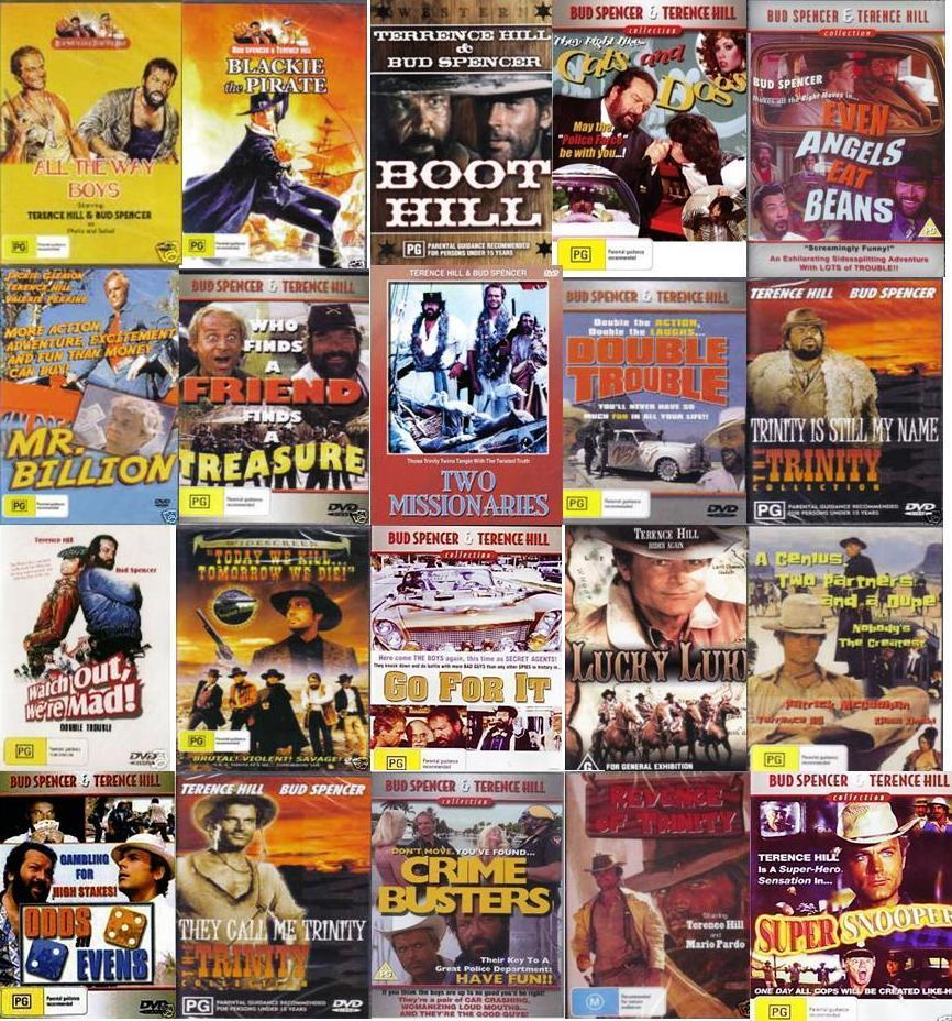 BUD-SPENCER-TERENCE-HILL-X-20-BULK-LOT-DVD-NEW-MOVIES-SEALED