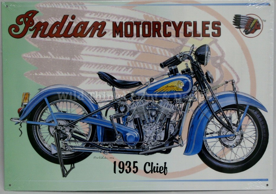 2000 Indian® Chief   Red 2000 Indian Chief Motorcycle in