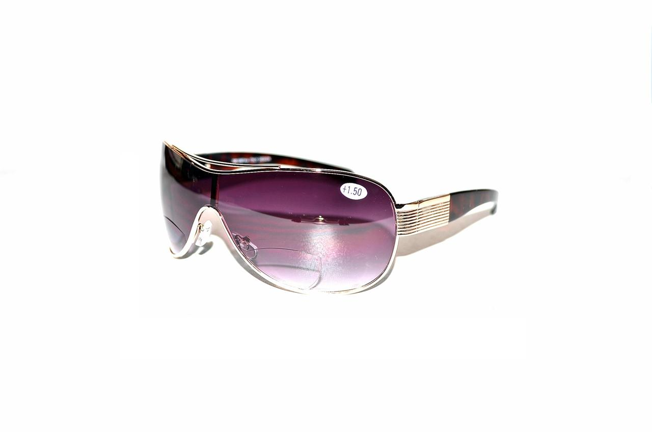 BIFOCAL VISOR STYLE SPORTS SUNGLASSES EF15 COLOURS & STRENGTHS + POUCH CLOTH
