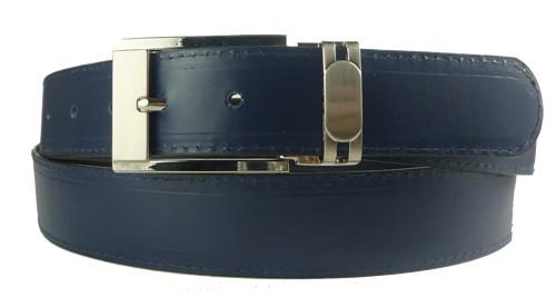 mens reversible leather belt dress black navy blue guys ebay