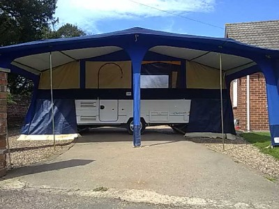 Original  Camper Trailer Tent Only Scout  Camper Trailers Amp Rooftop Tents