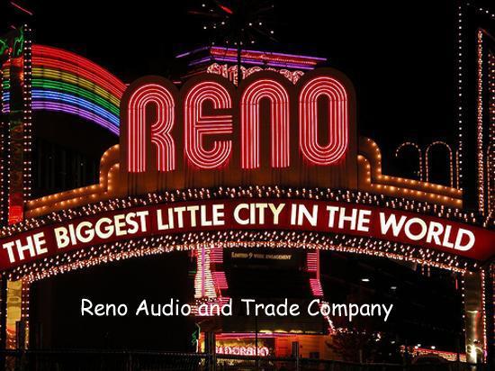 Reno Audio & Trading