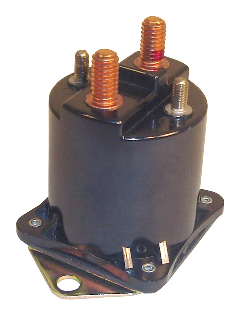 I Have A 86 Club Car And Ordered A New 36 Volt Solenoid  When