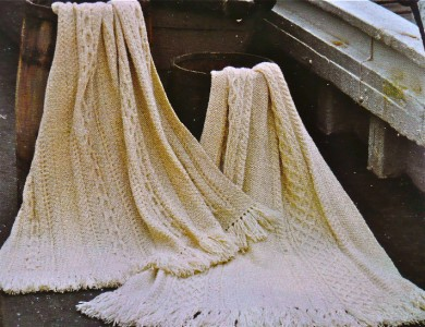 I need a crochet afghan pattern for a man?