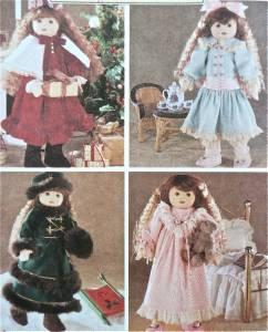Children's Patterns Sizes 1-4 - Betsy Vintage