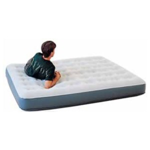 New Twin Size Blow Up Air Mattress Inflatable Surface