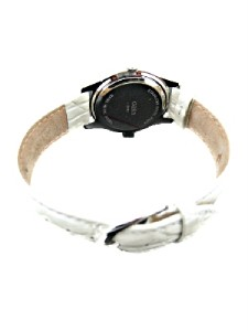 NEW Ladies/Womens Oasis Mother of Pearl Watch Cream Strap Diamantes