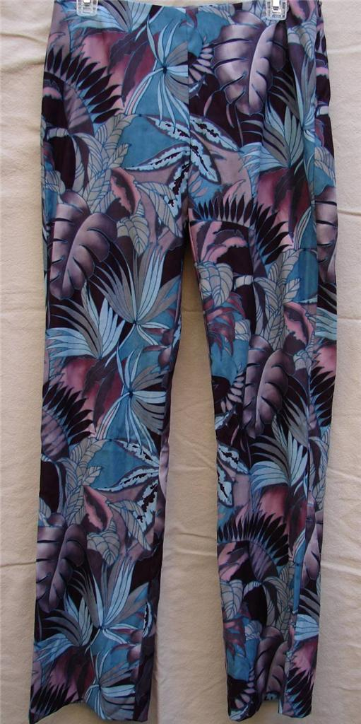 cache womens dress jungle print sz 10 ebay