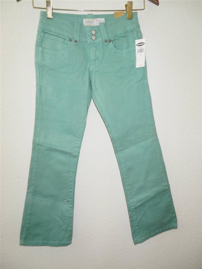 "New Girl's Old Navy ""Darling"" Colored Jeans in Sizes 6,8 ..."
