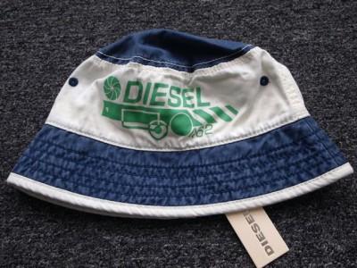 DIESEL INDUSTRIES Children's FOSTA BERRETTO Sun Hat Boating Hat Size 2 NWT | ...