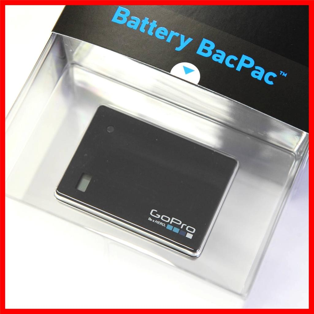 gopro battery bacpac authentic original for hero4 hero3 abpak 401 ebay. Black Bedroom Furniture Sets. Home Design Ideas