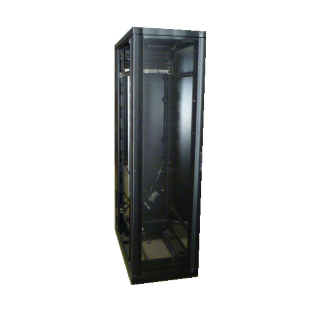 Rack 42U Racks Cabinets Computer Black Enclosure Data Center EBay