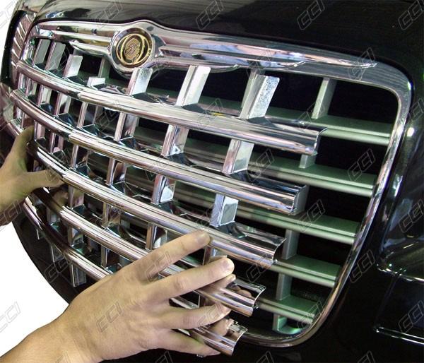 04 2010 Chrysler 300 Base Touring Limited SRT Chrome Gr