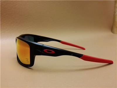 black polarized sunglasses  matte black