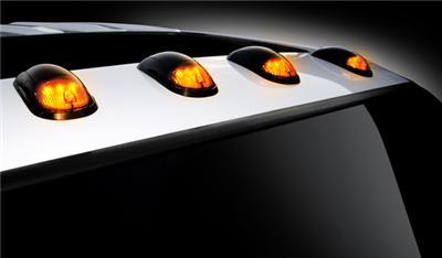 Dodge Ram Del Dachleuchten 02 09 Smoke Cab Lights T 233 Moins