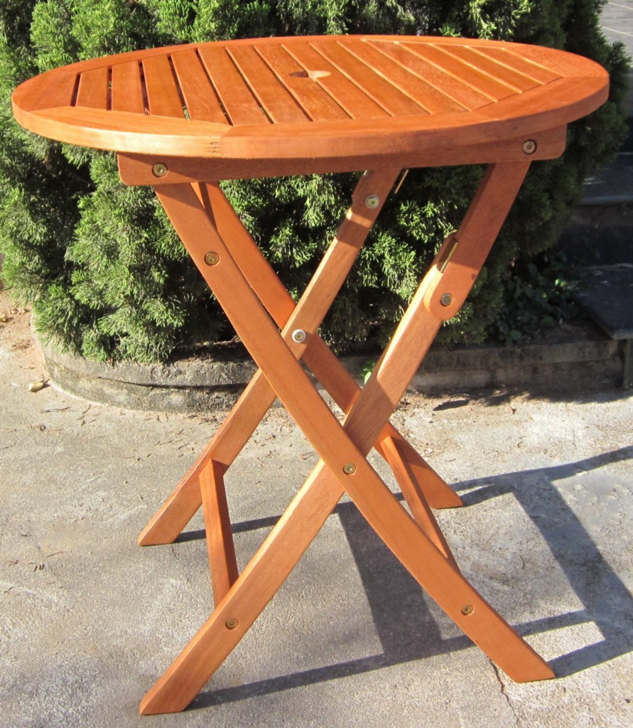 wooden folding round garden table folding wood chairs garden furniture