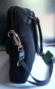 Kate Spade Calista Nylon Laptop Case Bag Black