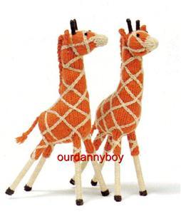 Alan Dart Knit Sew Pattern Easter Toys Animal Magic | eBay