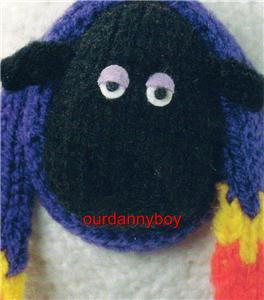 Wallace And Gromit Knitting Pattern : Alan Dart Toy Knitting Pattern Wallace Gromit Shaun The Sheep Friends