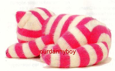 ALAN DART Toy Knitting Pattern~BAGPUSS~SAGGY CLOTH CAT! eBay