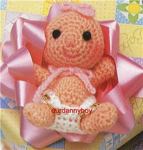CROCHET DOLL MINIATURE PATTERN « CROCHET PATTERNS