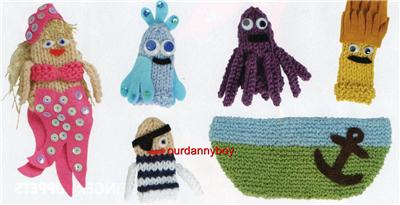KNITTING PATTERNS FOR FINGER PUPPETS « FREE KNITTING PATTERNS