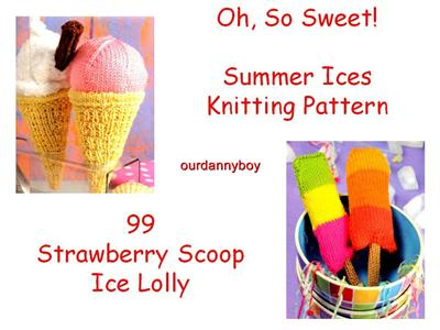 Knitting Pattern Central Food : KNITTING FOOD PATTERNS 1000 Free Patterns