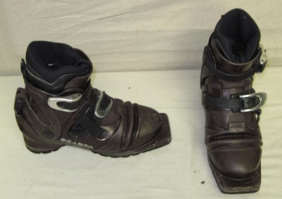 Scarpa Womens Telemark Cross Country Ski Boots 3 Pin XC Size 7 M US