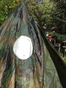 Wyoming Tarp Tent Tipi 6 Sided Floor Amp Stovejack