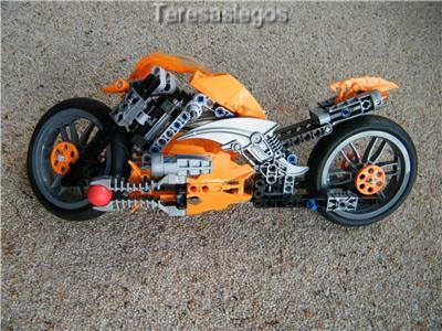 lego hero factory furno bike instructions