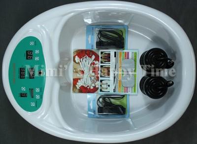 New Ionic Detox Foot Spa Footbath Machine Acupuncture