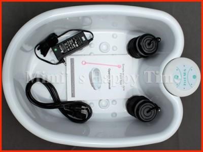 ANTI NUCLEAR RADIATION DETOX IONIC FOOT BATH CELL SPA