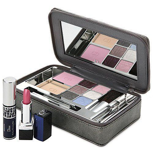 Dior makeup set duty free