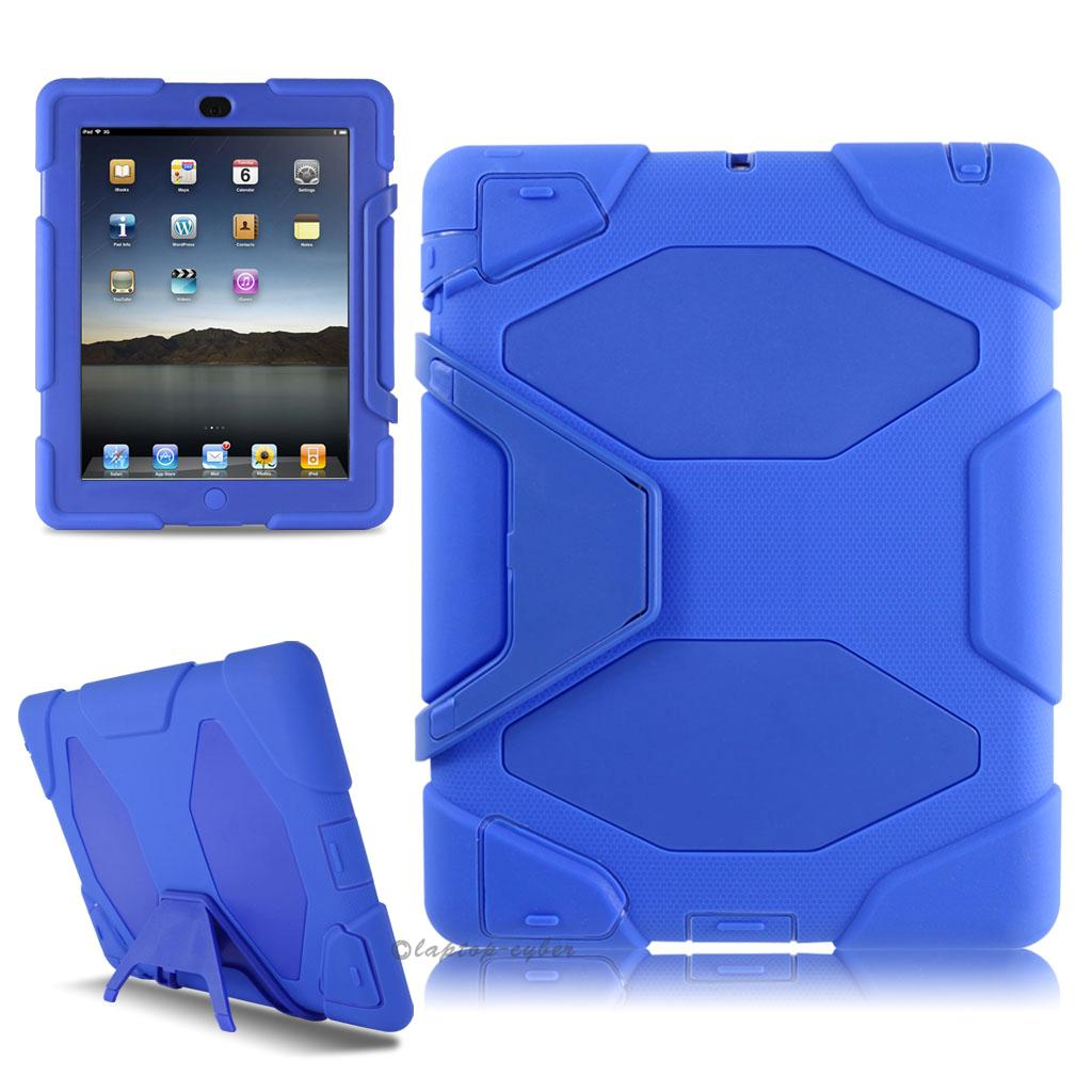 DUST-PROOF-Heavy-Duty-Military-Shockproof-Case-For-Apple-iPad-Mini-2-3-4-air-5