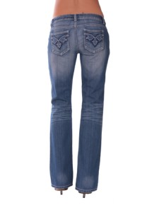 Macy's - Miss Me Embellished Flap Back Pocket Jeans customer
