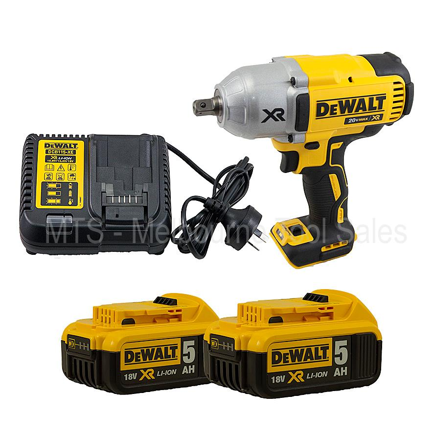 dewalt dcf899 brushless xr 3 speed impact wrench with 2 x. Black Bedroom Furniture Sets. Home Design Ideas