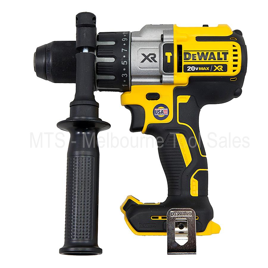 dewalt dcd996 18v 20v 3 speed cordless brushless drill. Black Bedroom Furniture Sets. Home Design Ideas