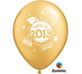 Graduation balloon centerpieces car interior design for Balloon decoration in pune