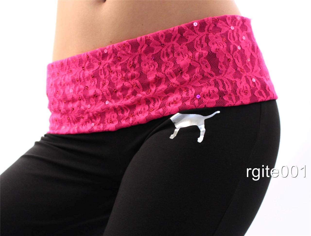 Love Pink Yoga Pants