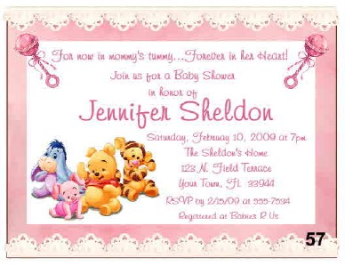 Baby Lion King Baby Shower Invitations for good invitation example