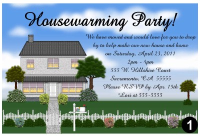 Housewarming party invitations stylish housewarming party for How to organize a housewarming party