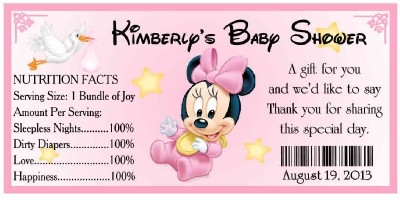 Minnie Mouse Personalized Invitations was nice invitations layout