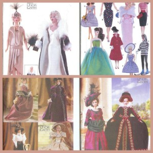 Does not vintage printable barbie doll patterns clothing