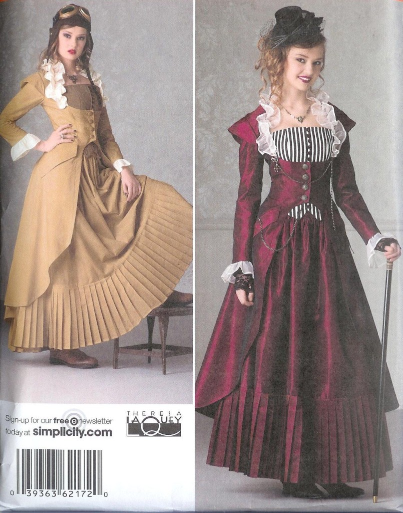 Period Costume Designs - Fancy Frocks Doll Patterns and Accessories