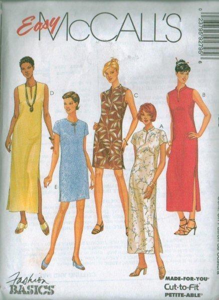 OOP-McCalls-Plus-Size-Full-Figure-Dress-Sewing-Pattern