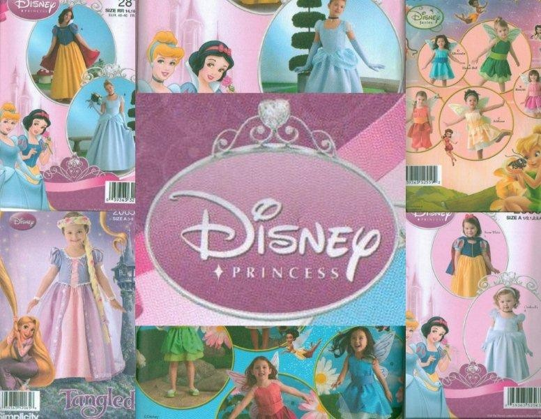Disney Sewing Patterns | Patterns Gallery