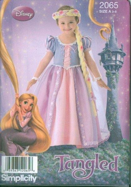 Disney Princess Costume Simplicity Sewing Pattern New You Pick EBay Awesome Disney Sewing Patterns